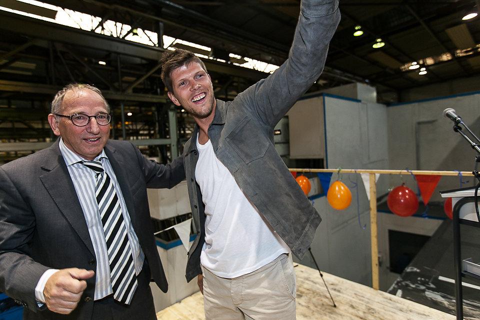 Thomassen Machining& KlaasJan Huntelaar